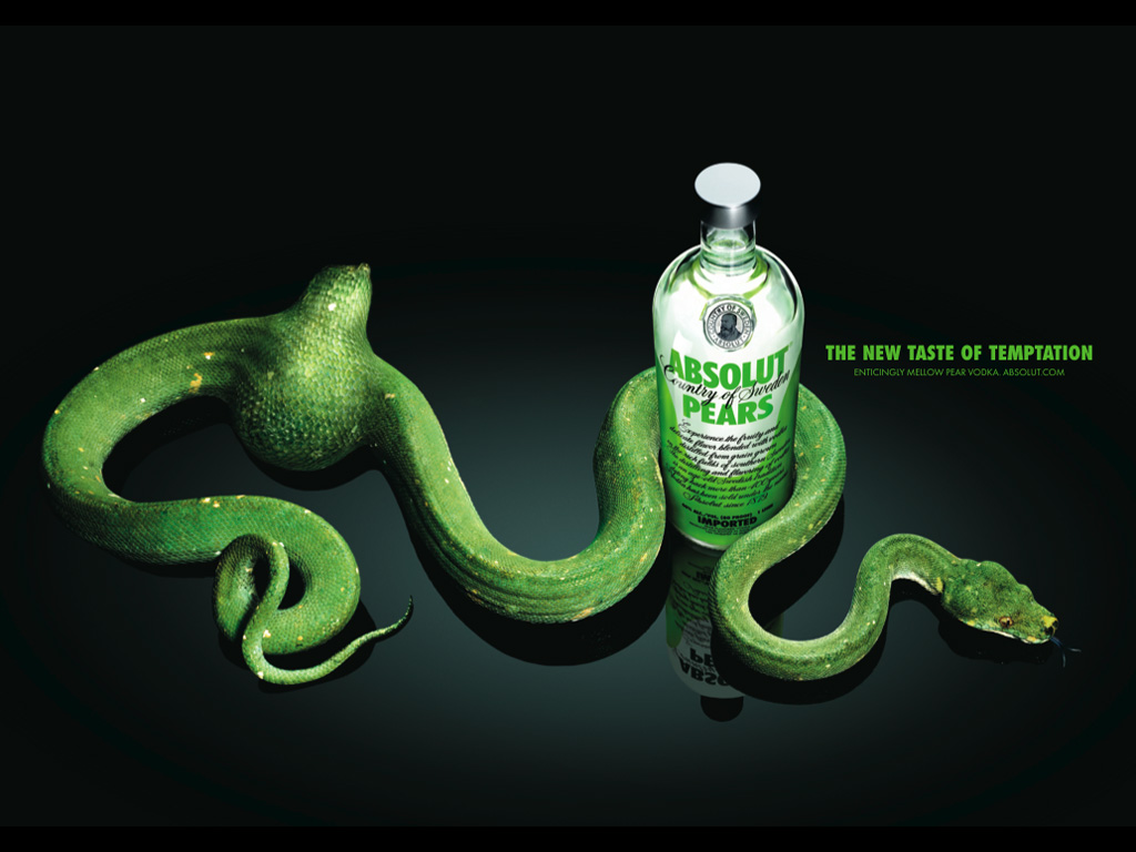 Wallpapers, Alcohol / Absolut Vodka: absolut pears
