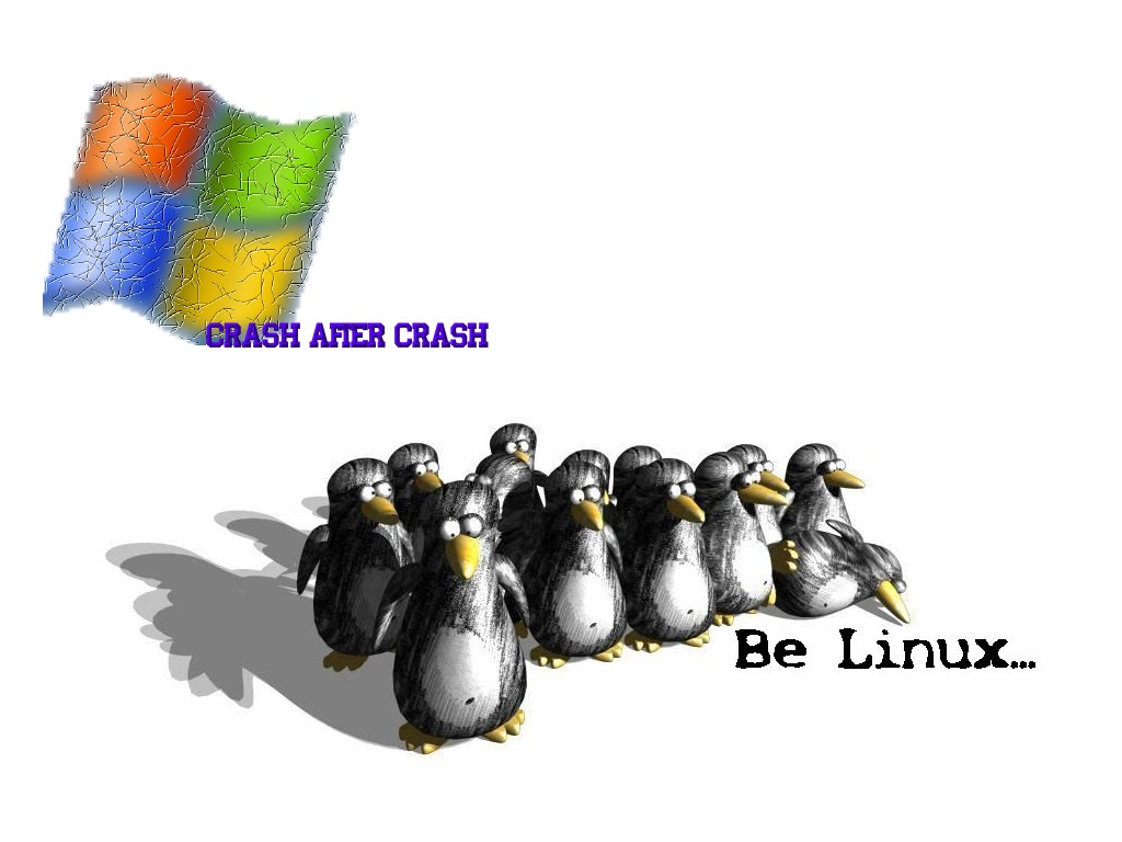 be linux